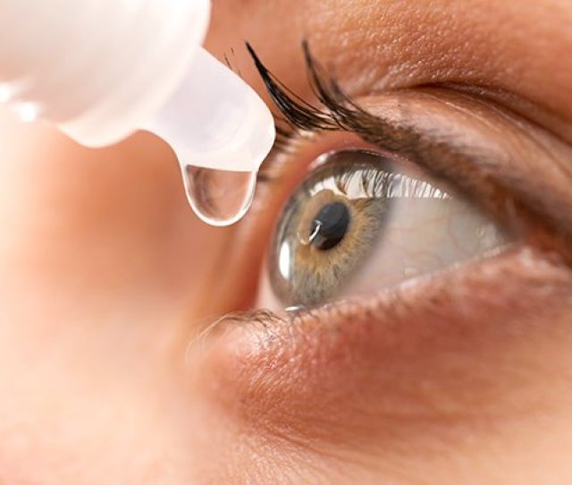 Learning To Live With Dry Eye