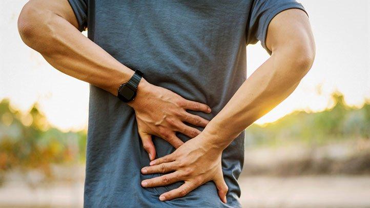 ankylosing spondylitis as symptoms