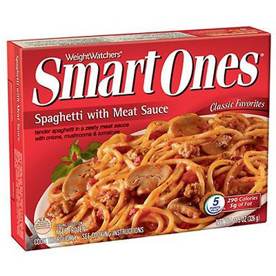 weight watchers smart ones spaghetti best frozen weightloss meals pg full