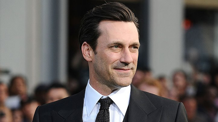 Jon Hamm: Darkness Behind the Tall, Dark, and Handsome