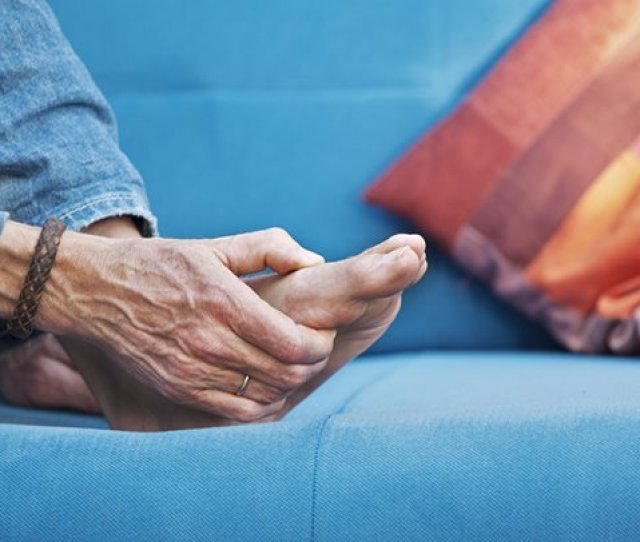 The Best Way To Manage Your Foot Pain Is By Keeping Your Rheumatoid Arthritis Under Control