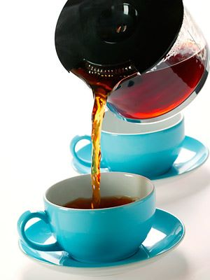 Food to Avoid: Coffee and Caffeinated Drinks