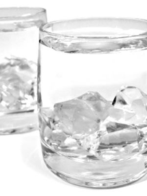chewing on ice is bad for teeth
