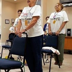 Chair Exercises For Seniors Dvd Australia White Saucer Target 11 Exercise Ideas Senior Health Center Everyday And Focusing On Better Balance Can Help Reduce The Risk Of Falls Broken Bones A Good Older Adults Is Stand Start In