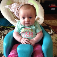 Sit Me Up Chair For Babies Bumbo Age Vs July 2014 Forums What To Expect She Seemed Enjoy Sitting I Think Might Buy The Too It Looks Like More Fun