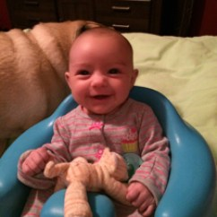 Baby Boppy Chair Recall Covers The Range Bumbo Either January 2015 Babies Forums What To My Husband Bought From Walmart On Sale For 30 Lo Loves It