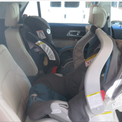 2013 Ford Explorer Captains Chairs White Leather Dining 2016 Vs Honda Pilot June Babies Forums See The Difference Between Driver Seat And Passenger It Ll Also Depend On What Infant You Have But Be Sure To Take Car Seats Stroller When