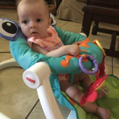 Sit Me Up Chair For Babies Staples Canada Ergonomic Chairs Fisher Price May 2017 Forums What To Expect She Has Pretty Good Head Control But The Seat Is Supportive And Comfortable Her 11lbs 23 Inches I Ordered It From Target