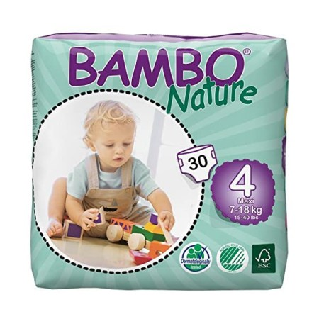 Best Overnight Diapers - Bambo Nature Eco-Friendly Diapers