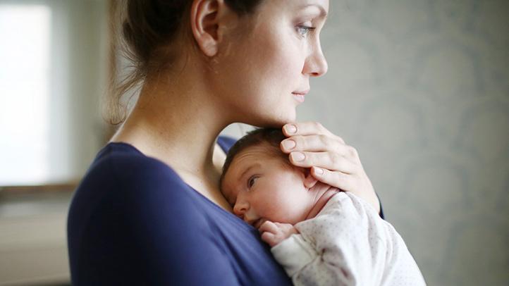 Resultado de imagen para postpartum depression