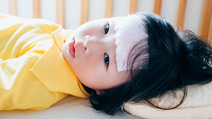 When to Call the Doctor If Your Child Is Sick
