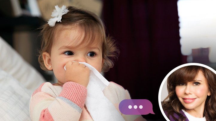 Frequent Colds in Babies and Toddlers