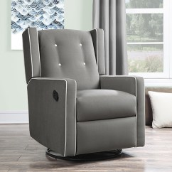Best Glider Chairs Elegant French Accent Nursery Rocking Chair What To Expect Baby Relax Mikayla Swivel Gliding Recliner