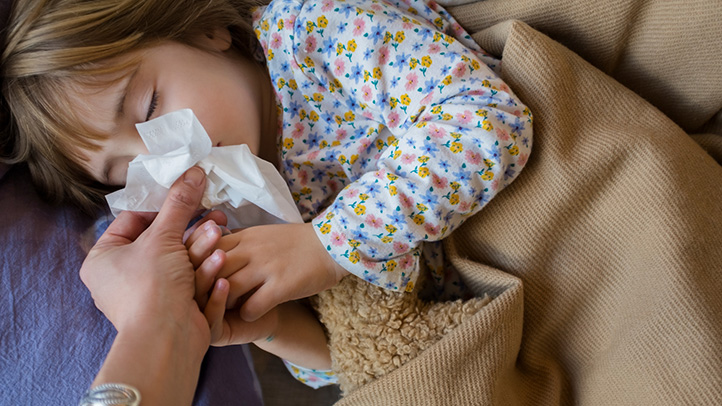 The Flu in Babies and Toddlers - Symptoms, Treatments and ...