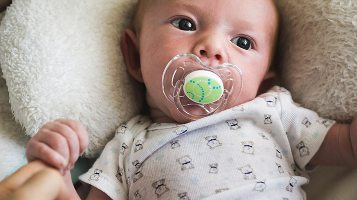 When to Introduce a Pacifier to Baby