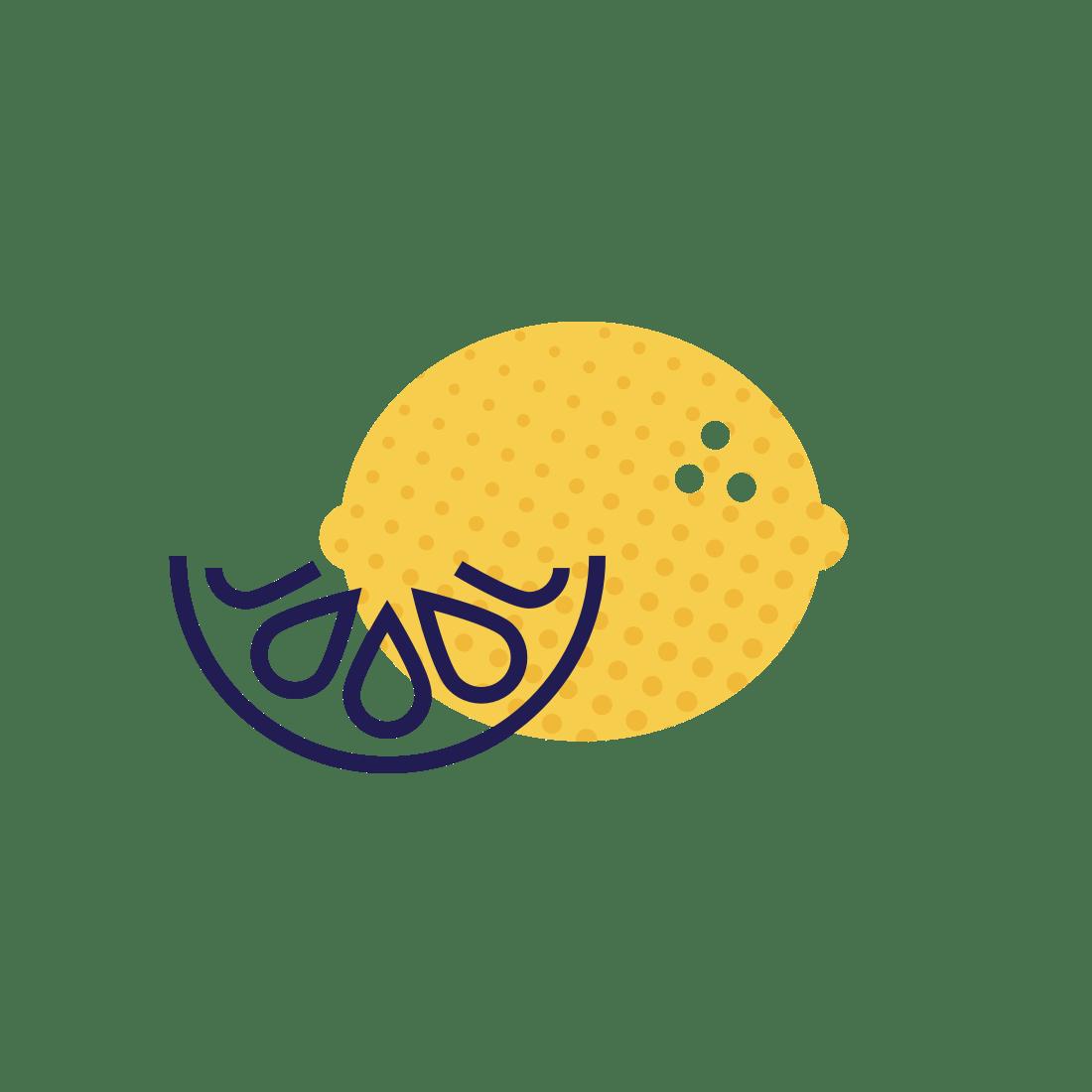 hight resolution of lemon