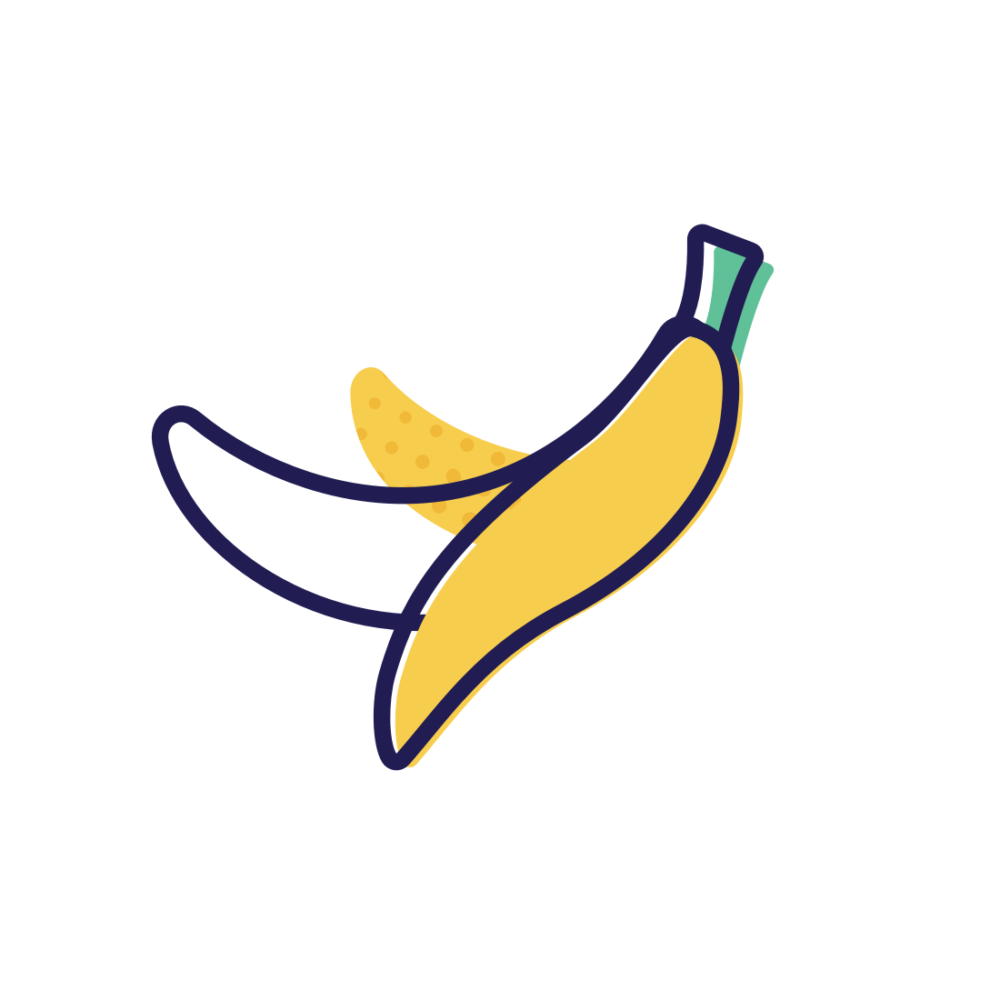 banana [ 1100 x 1100 Pixel ]