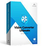 Aimersoft Video Converter Screenshot