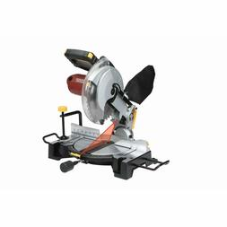 Chicago Electric 10 Compound Miter Saw With Laser Guide