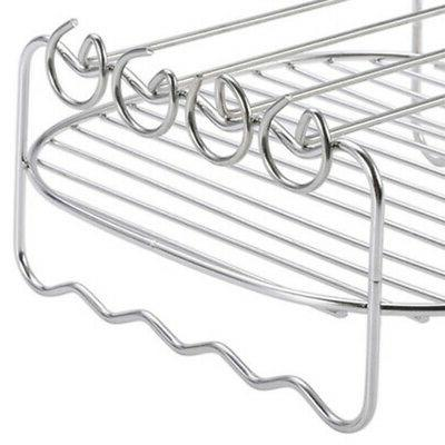 Grill&Pins For Philips Air Fryer 8-inch Double-layer Grill