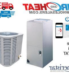 new ameristar 3 0 ton split type air conditioner 14 seer [ 1306 x 1072 Pixel ]