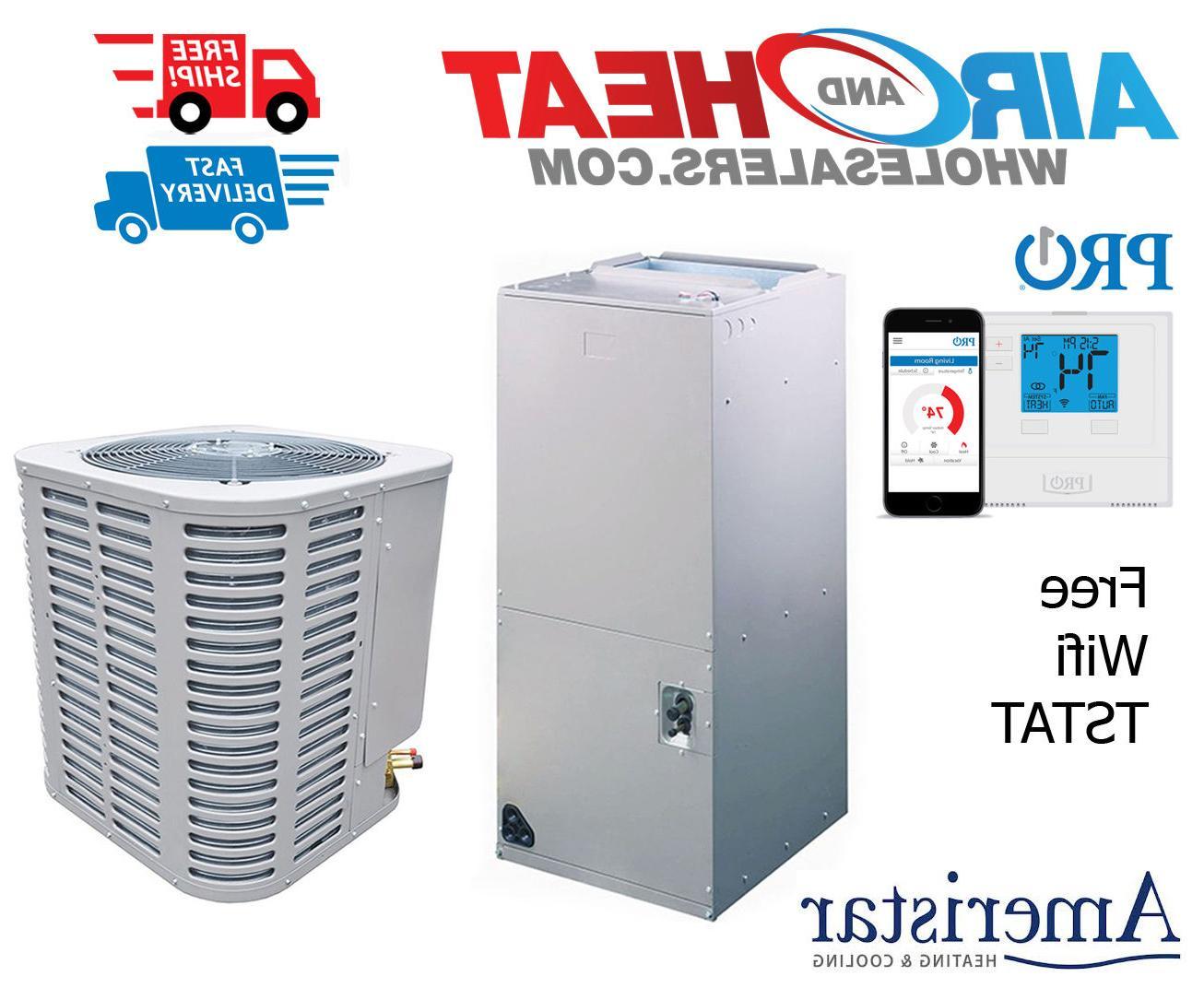 hight resolution of new ameristar 3 0 ton split type air conditioner 14 seer