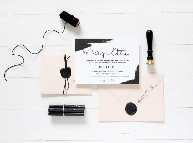 Wax Seals For Wedding Invitations