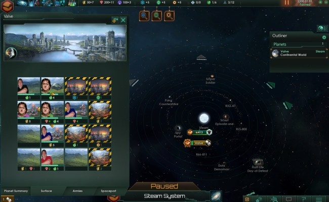 Stellaris Paradox New Sci Fi Grand Strategy Game Page