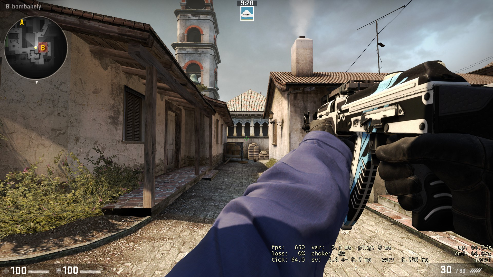 Steam Community :: Guide :: CS:GO Viewmodel commands for edits
