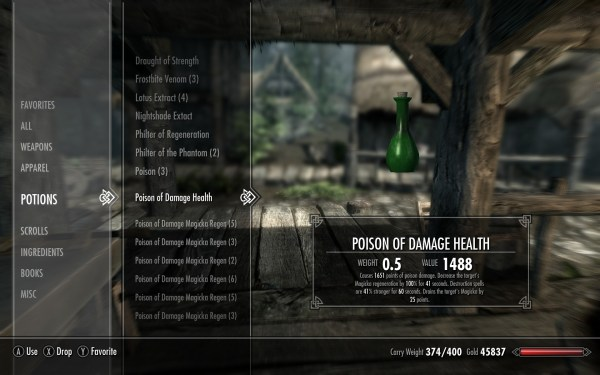 20 Skyrim Best Alchemy Recipes Pictures And Ideas On Meta Networks