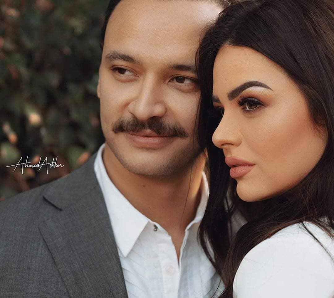 صور  خطوبة هنادي مهنا وأحمد خالد صالح   بوابة أخبار اليوم الإلكترونية