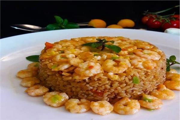 طبق اليوم .. تعرفي علي طريقة عمل الأرز بالجمبري