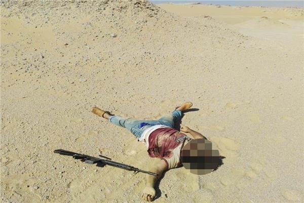 نتيجة بحث الصور عن قوات الأمن تثأر لضحايا حادث الأنبا صموئيل