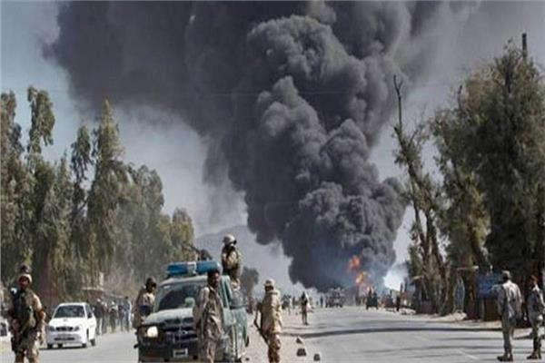 مقتل 34 مدنياً على الأقل في انفجار قنبلة بأفغانستان