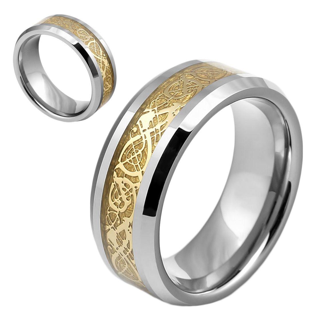 Herren Ringe Keltisch
