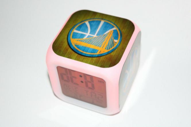 Fan Nba Alarm Clock