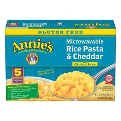 annies homegrown mac cheese