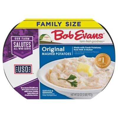 bob evans mashed potatoes original