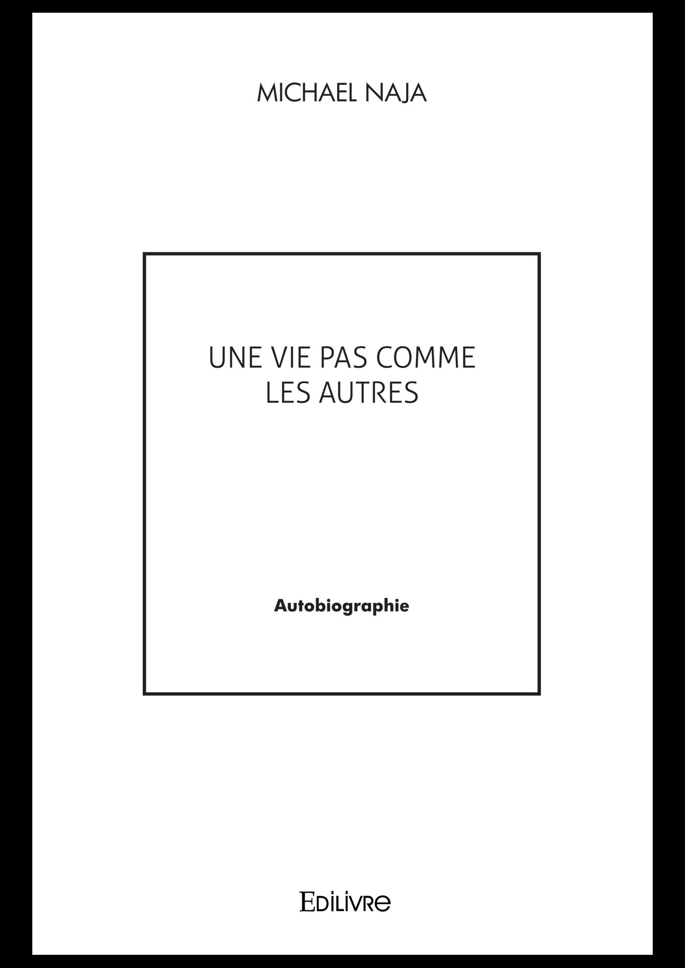 Une Vie Comme Les Autres : comme, autres, Comme, Autres, Michael, Leslibraires.ca