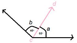 Define Linear Pair at Algebra Den