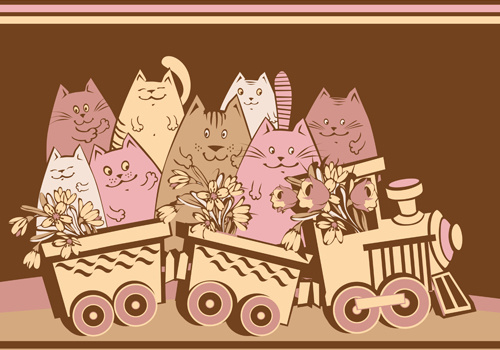 Cat Free Vector Download (866 Free Vector) For Commercial
