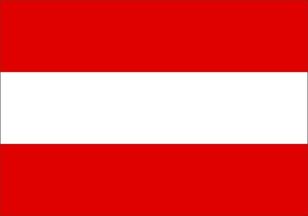 Austria Flag Clipart