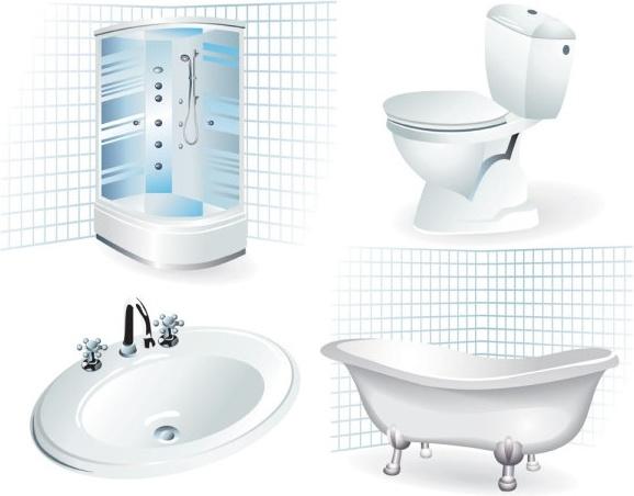 Bathroom free vector download 69 Free vector for
