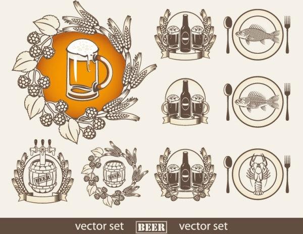 Beer Vector Free Vector Download (504 Free Vector) For