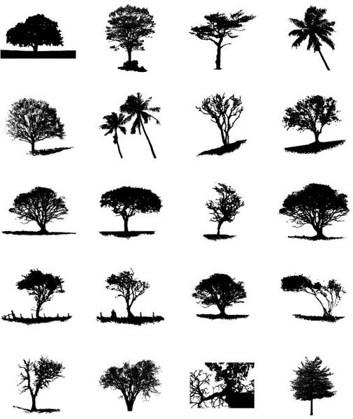 Tree free vector download (5,360 Free vector) for