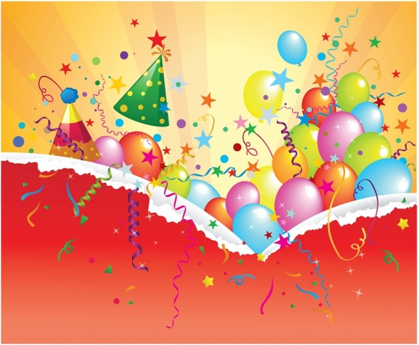 birthday party banner free