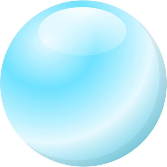 Colored Wedding Bubbles