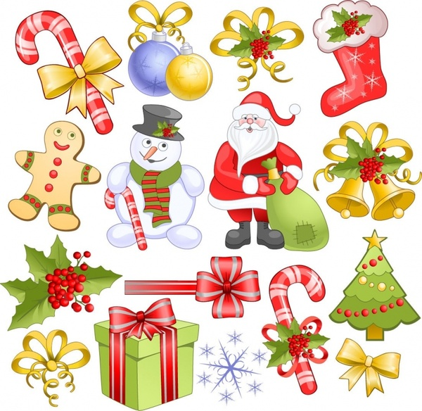 Christmas Free Vector Download 6881 Free Vector For