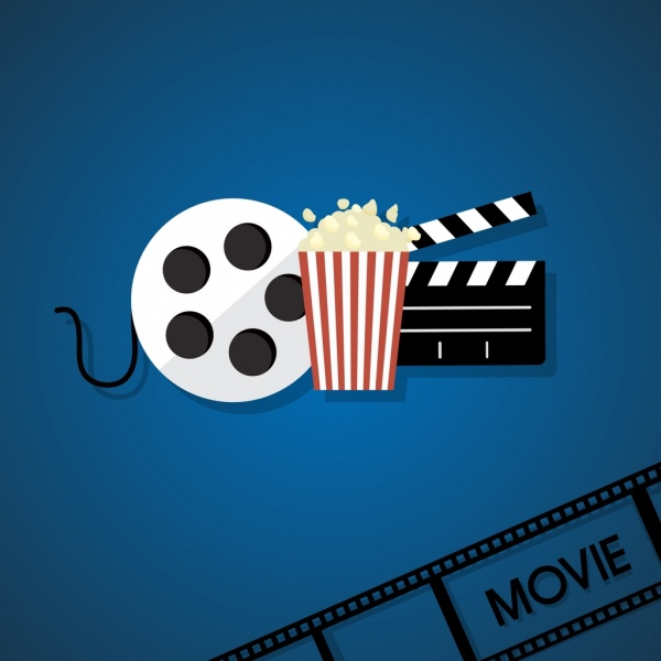 Cinema Free Vector Download 155 Free Vector For