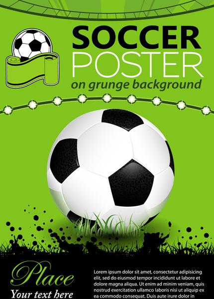 Gambar Tentang Sepak Bola : gambar, tentang, sepak, Delicate, Soccer, Poster, Background, Vector, Graphics, Encapsulated, PostScript, Illustration, Graphic, Design, Format, Download, 1.25MB